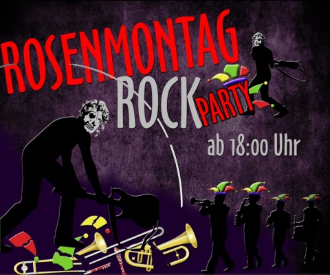 Rosenmontag Rock Party